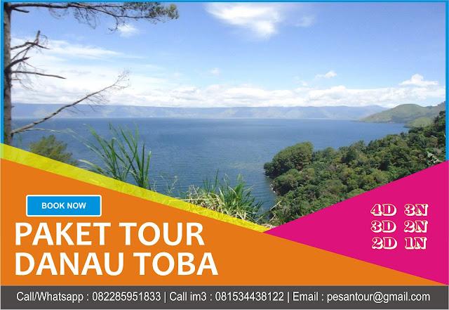 Paket Tour Danau Toba dan Sekitarnya