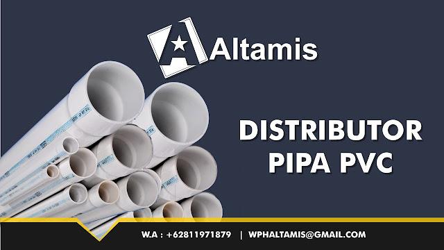 Distributor Jual Pipa PVC