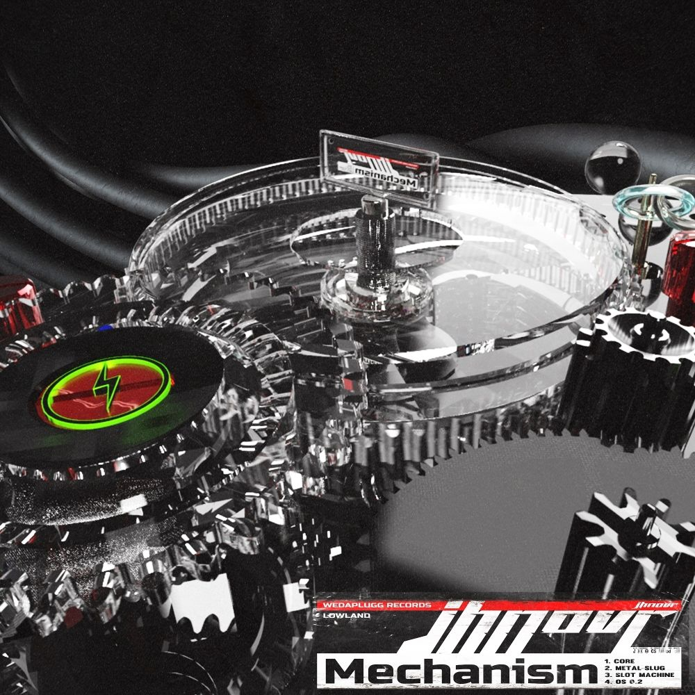 Jhnovr – Mechanism – EP