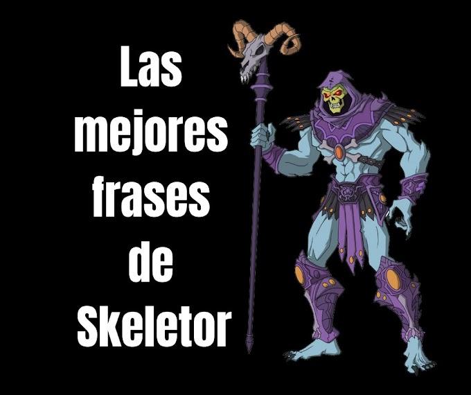 Las mejores Frases De Skeletor,  Amos del Universo