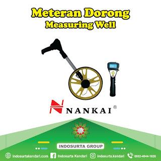 Jual Meteran Dorong Measuring Well Nankai di Kolaka