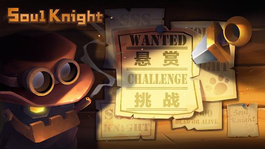 تحميل لعبة Soul Knight مهكرة للاندرويد