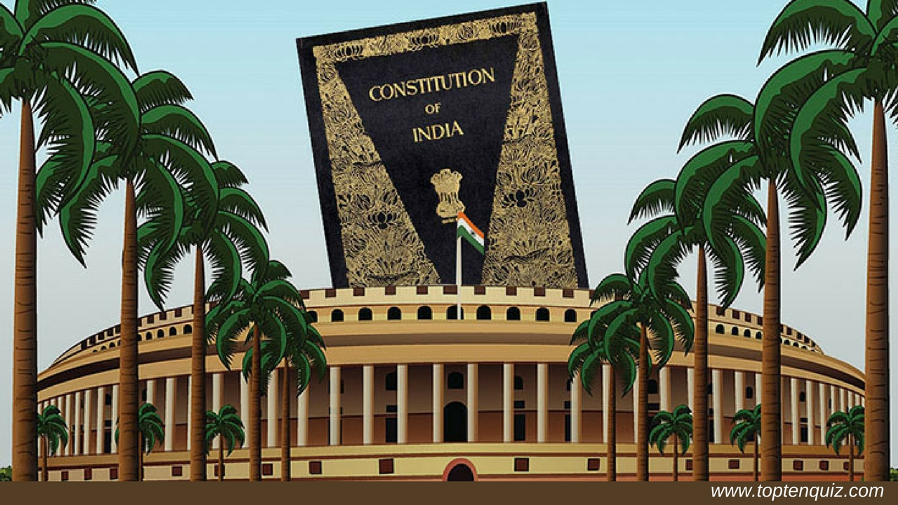 Quiz on Indian Constitution