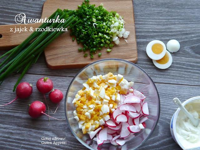 """""""Awanturka z jajek"""" i wartości zdrowotne rzodkiewek - Czytaj więcej »"""