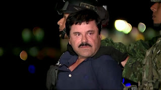 End Of The Road! Mexican Billionaire Drug Baron, Jailed For Life In The US (Photos)