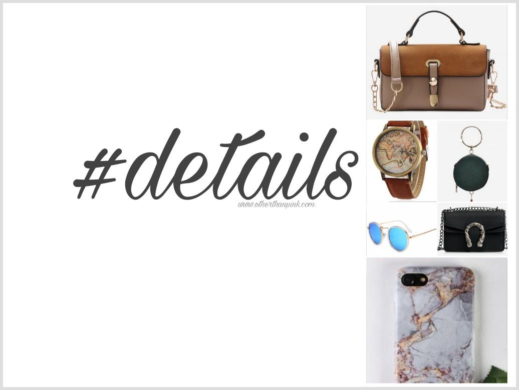 #musthave accessories x Zaful czyli kobiece detale