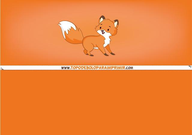 faixa lateral raposa
