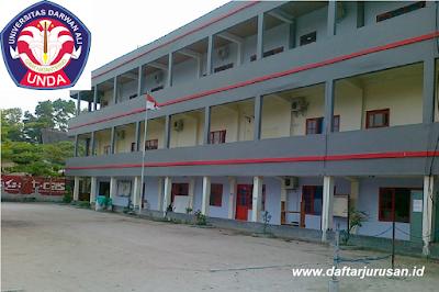 Daftar Fakultas dan Program Studi UNDA Universitas Darwan Ali Sampit