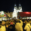 Trip to Prague - Christmas Market opens