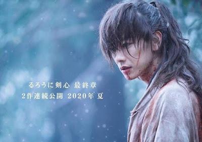 Kenshin volverá en 2020! y su enemigo será Yukishiro Enishi