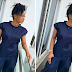 Nse Ikpe-Etim and her followers come for man who asked 'why she sold out her womb'