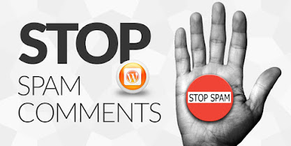 stop spam comments in wordpress