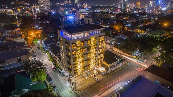 Premiere Citi Suites Cebu Facade