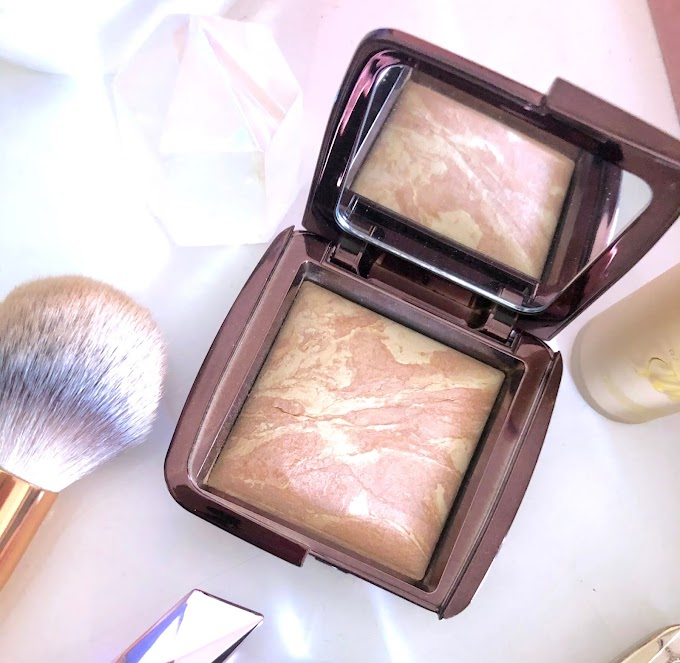Hourglass Ambient Lighting Infinity Powder Review