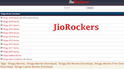 Jio Rockers Telugu Movies Download- Jio Rockers 2020