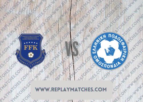 Kosovo vs Greece -Highlights 05 September 2021