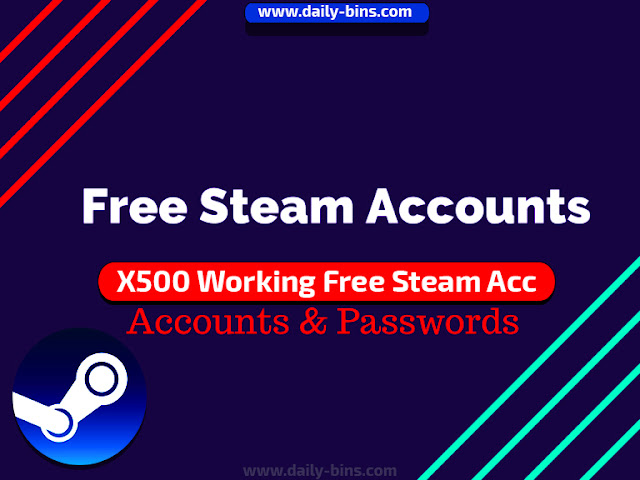 how to get a free premium steam account
