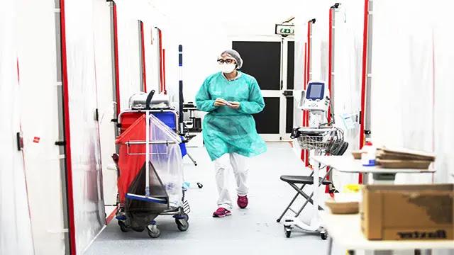 وزارة الصحة: تسجيل 8990 حالة إصابة جديدة و 80 حالة وفاة بكورونا المستجد
