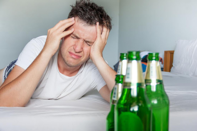 How Bad It Is To drink Alcohol Right Before Bedtime?