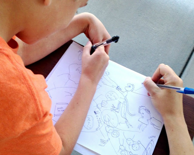 Drawing Game for Kids: Grow Creative Blog