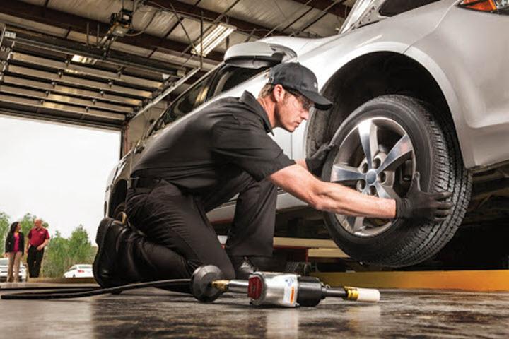 Thời điểm nào cần thay lốp ô tô?
