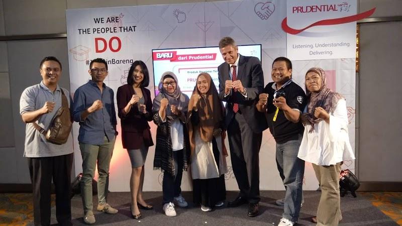 Sudahkah Anda Proteksi Diri Dalam Hal Kesehatan dan Finansial? (Peluncuran PRUCritical Benefit 88 Prudential Indonesia)