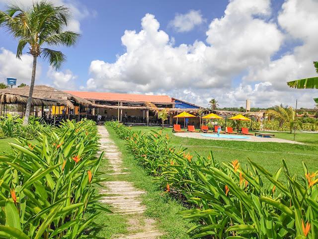 Anauê beach club