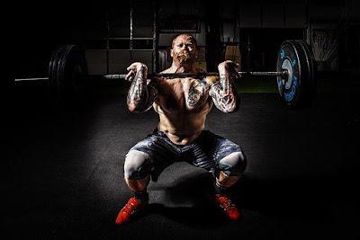 Rep range for strength