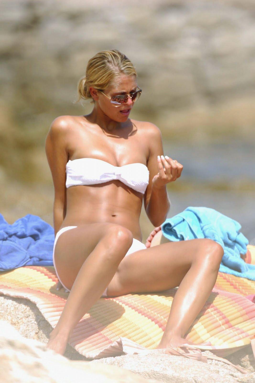 TotallyPics: Swedish princess in bikini