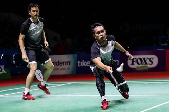 Indonesia Gagal Kirim Tim Dipartai Final Malaysia Masters 2020