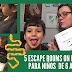 Cinco Escape rooms gratuitas para niños de entre 6 y 8 años para sobrevivir al confinamiento
