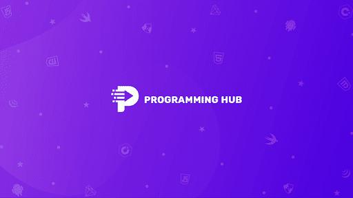 أفضل 10 تطبيقات أندرويد لتعلم البرمجة - تطبيق programming hub
