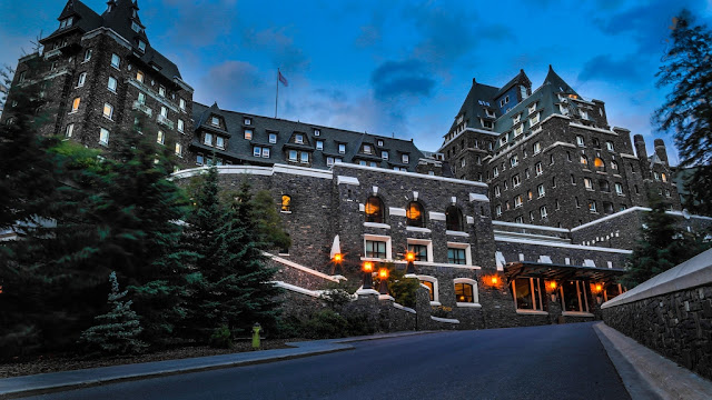 The Banff Springs Hotel, Canada - RictasBlog
