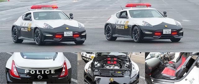 Pocket Hobby - www.pockethobby.com - Novos Super Carros da Polícia Japonesa 1