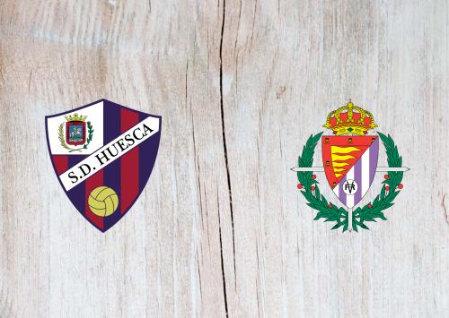 Huesca vs Real Valladolid -Highlights 18 October 2020