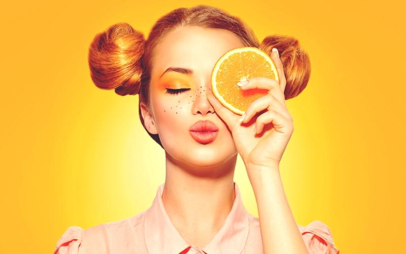 3 Soruda Cilt Bakımında C Vitamini