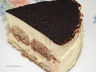 Reteta desert tiramisu italian traditional retete dulciuri deserturi prajituri si torturi usoare de casa,
