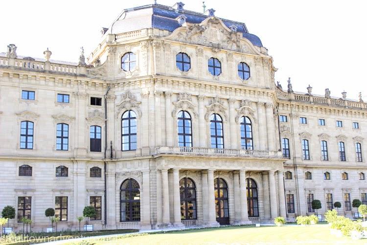 Residenz, Residenz Würzburg, UNESCO Weltkulturerebe, Würzburg Kino
