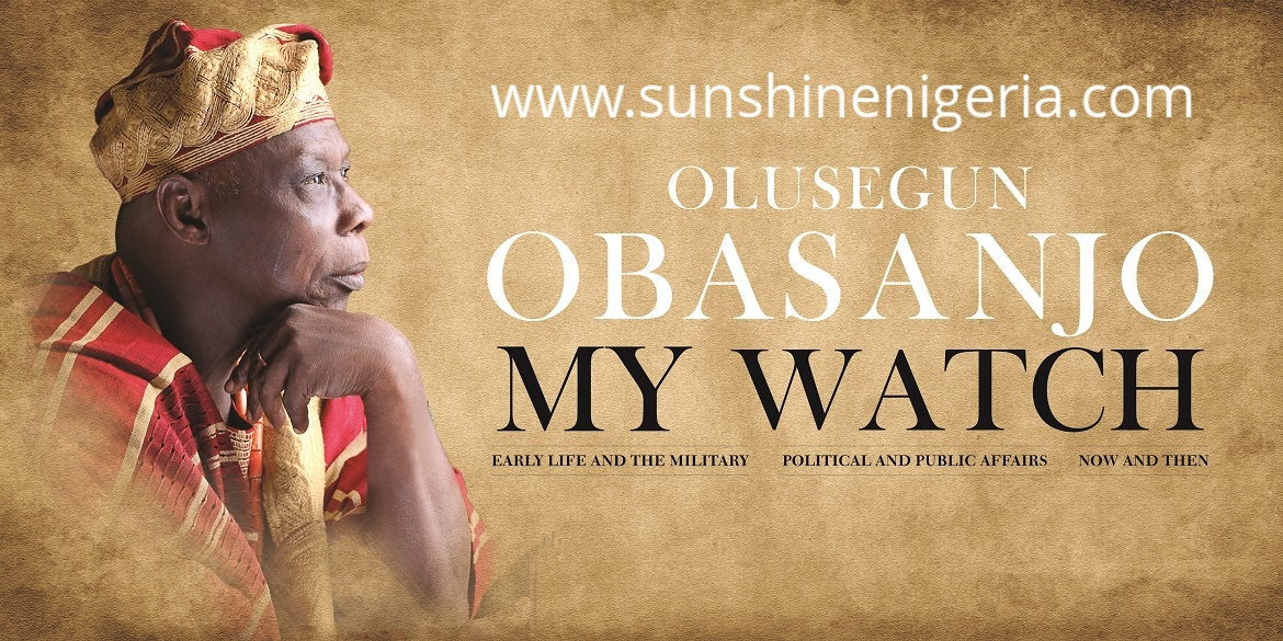 My Watch By Olusegun Obasanjo Pdf
