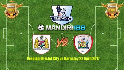 AGEN BOLA - Prediksi Bristol City vs Barnsley 22 April 2017