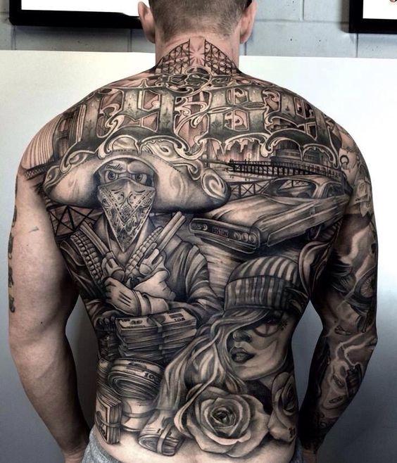 Tatuajes Para Hombres Que Simbolizan Respeto Fuerza Y Honor