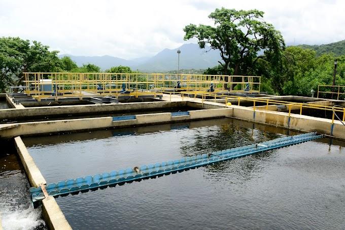 Más de 160 barrios sin agua este jueves por labores de mantenimiento en la planta de tratamiento de Mamatoco