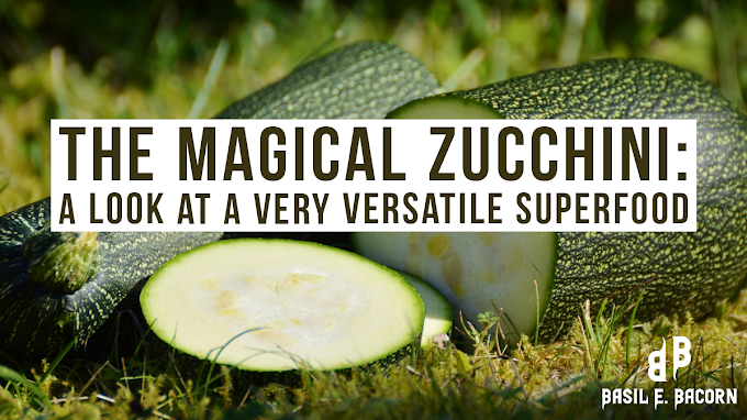 The Magical Zucchini: A Look at a Very Versatile Superfood