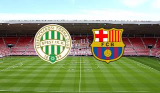نتيجة مباراة برشلونة وفرينكفاروسي اليوم الأربعاء 2-12-2020 في دوري أبطال أوروبا