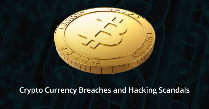 CryptoCurrency Breaches  - CryptoCurrency 2BBreaches - CryptoCurrency Breaches and Hacking Scandals: How to Address them?