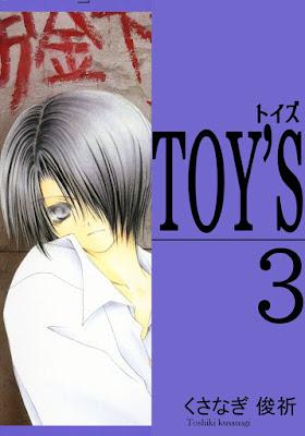 TOY'Sトイズ 第01-03巻 raw zip dl