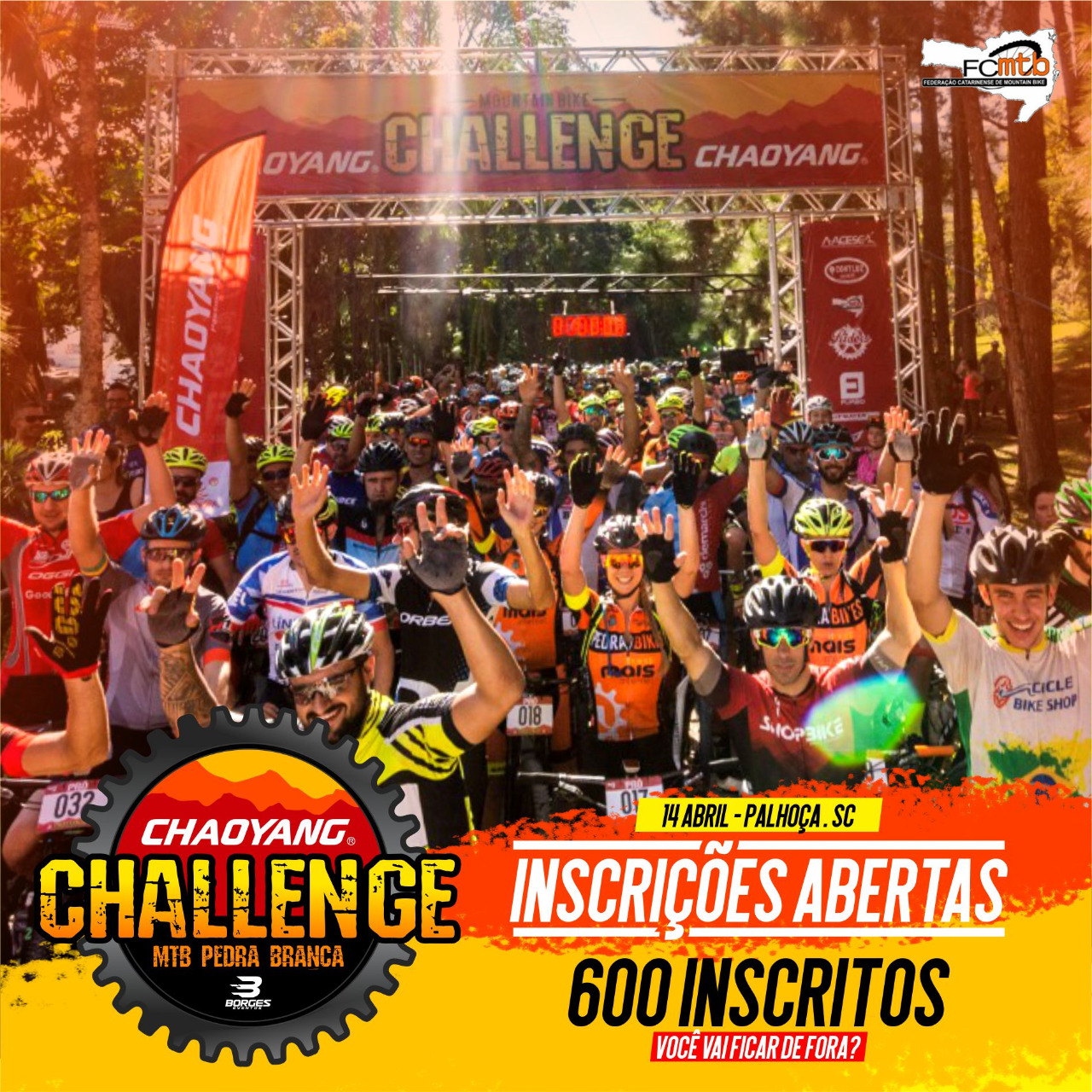Challenge MTB Camboriú