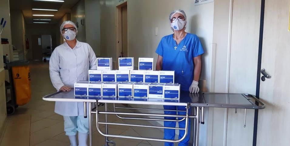 Kits de teste rápido de coronavírus doados pela Alcoa chegam a Juruti