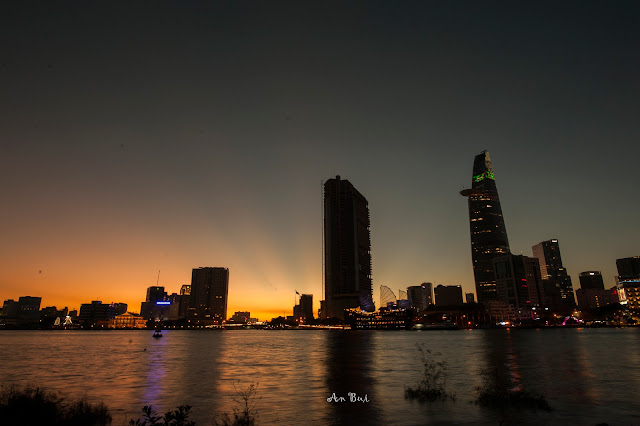 Sunset and afternoon photography in Saigon