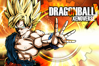 Free Download and Install Game Dragon Ball Xenoverse 1 on Computer PC or Laptop